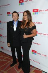 Tia Carrere - 2016 Visionary Awards Dinner in Universal City 4/25/2016