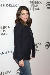 Tina Fey -  2016 Tribeca Film Festival- Tribeca Talks Storytellers in New York City