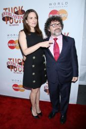 Tina Fey – Opening Night of Tuck Everlasting in New York City 4/26/2016