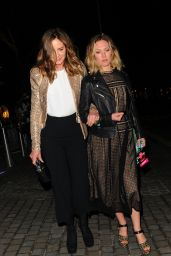 Trinny Woodall - Opening Night Gala of The Rolling Stones