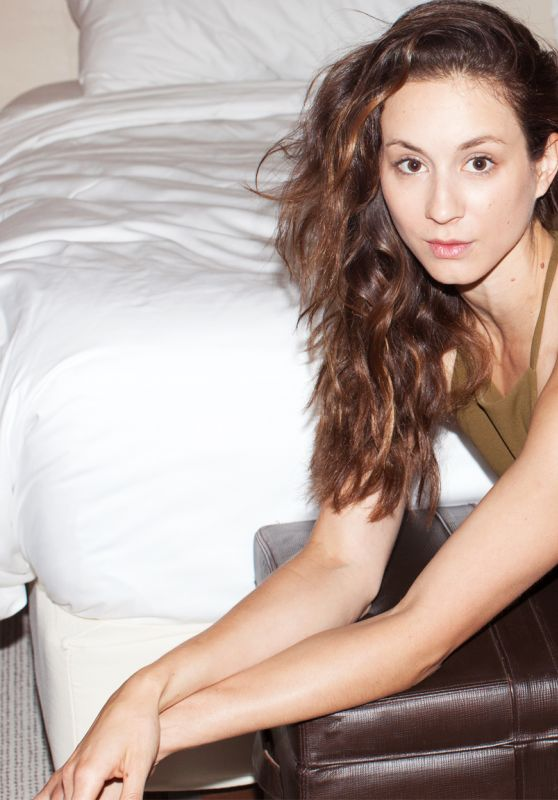 Troian Bellisario - S-Life Magazine May 2016 Photos