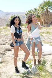 Vanessa Hudgens - Forever 21 Celebrates Coachella in Palm Springs 4/16/2016