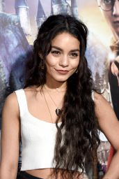 Vanessa Hudgens - The Wizarding World of Harry Potter VIP Press Event in Universal Studios, Hollywood 4/5/2016