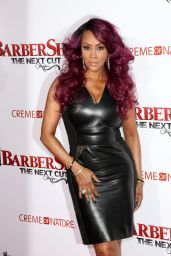 Vivica A. Fox – BARBERSHOP: THE NEXT CUT Premiere in Hollywood