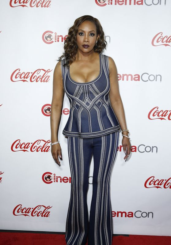 Vivica A. Fox - CinemaCon Big Screen Achievement Awards Las Vegas 4/14/2016