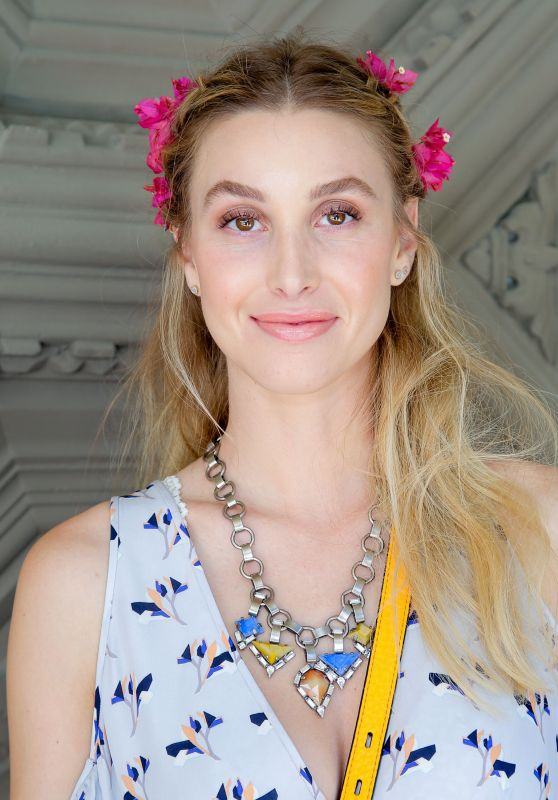 Whitney Port - Rebecca Minkoff and Smashbox Lunch For Coachella 4/16/2016