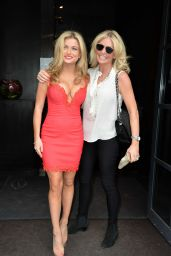 Zara Holland – Attend the Launch of Rosina's Lotions and Potions in London, UK 4/5/2016