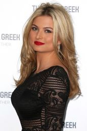 "Zara Holland - ""The Real Greek - Dining Event in London, UK 4/19/2016"