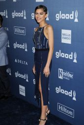 Zendaya Coleman – 2016 GLAAD Media Awards in Beverly Hills 4/02/2016