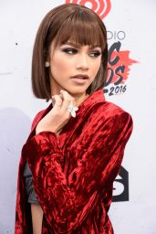 Zendaya – iHeartRadio Music Awards 2016 in Inglewood
