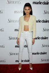 Zendaya – Marie Claire 'Fresh Faces' Party in Los Angeles 4/11/2016