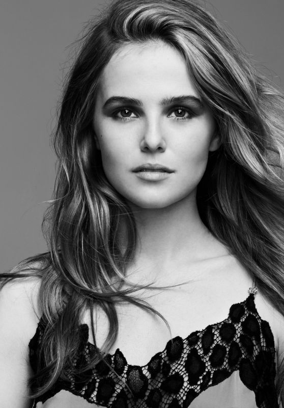 Zoey Deutch - Photoshoot for Just Jared March 2016