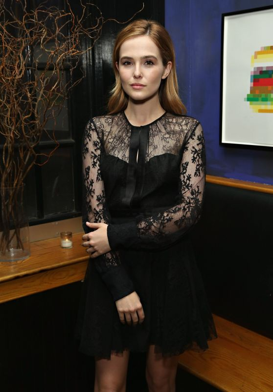 Zoey Deutch - Vincent N Roxxy After Party at the Tribeca Film Festival in New York City, April 2016