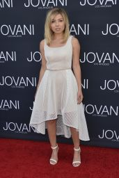 Jennette McCurdy – Jovani Los Angeles Store Opening Celebration in West Hollywood 5/24/2016
