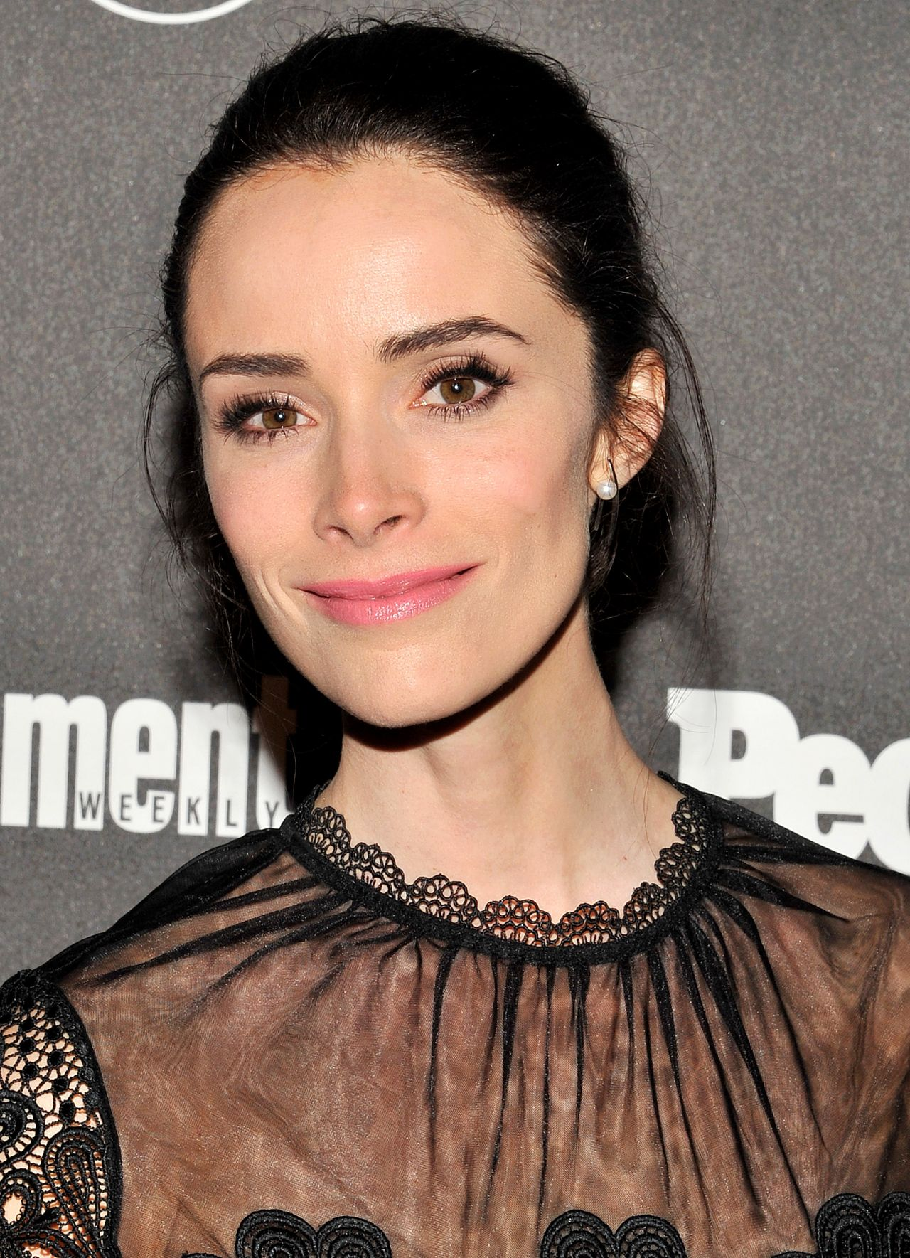 Abigail Spencer - Entertainment Weekly & People Upfronts ...