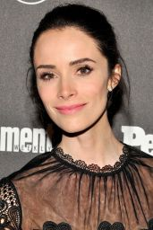 Abigail Spencer - Entertainment Weekly & People Upfronts Party  5/16/2016