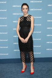 Abigail Spencer – NBCUniversal Upfront Presentation in New York City 5/16/2016