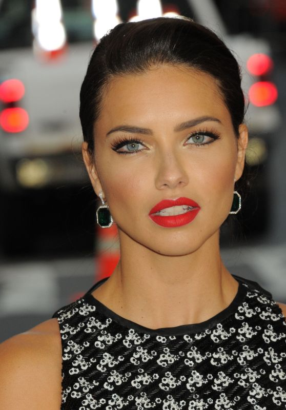 Adriana Lima – 2016 Met Gala Held at the Metropolitan Museum of Art New York