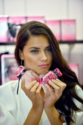 Adriana Lima at the Victoria