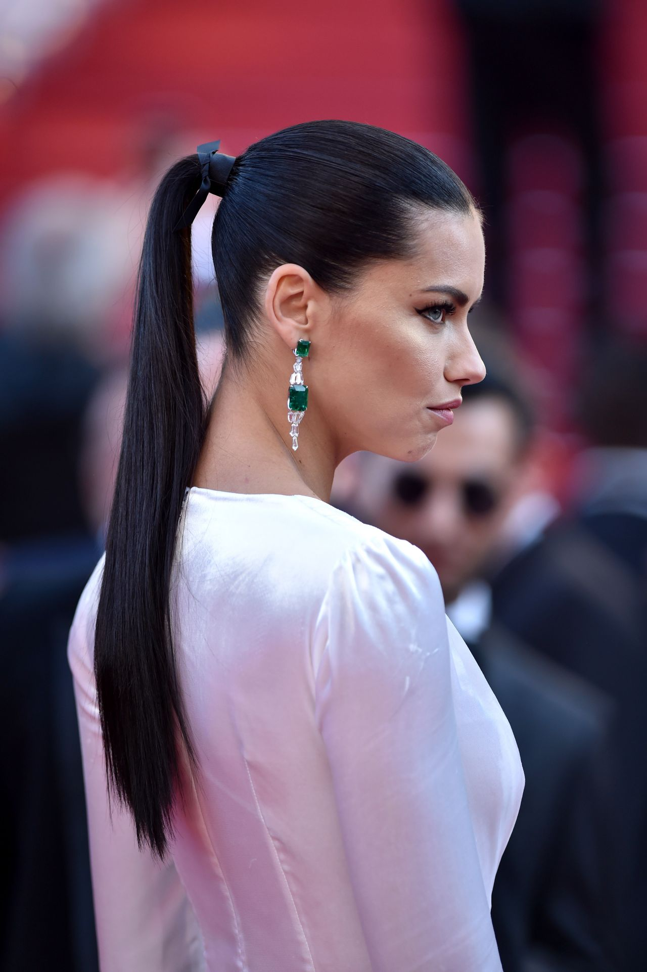 Adriana Lima – 'Julieta' Premiere at Cannes Film Festival ...