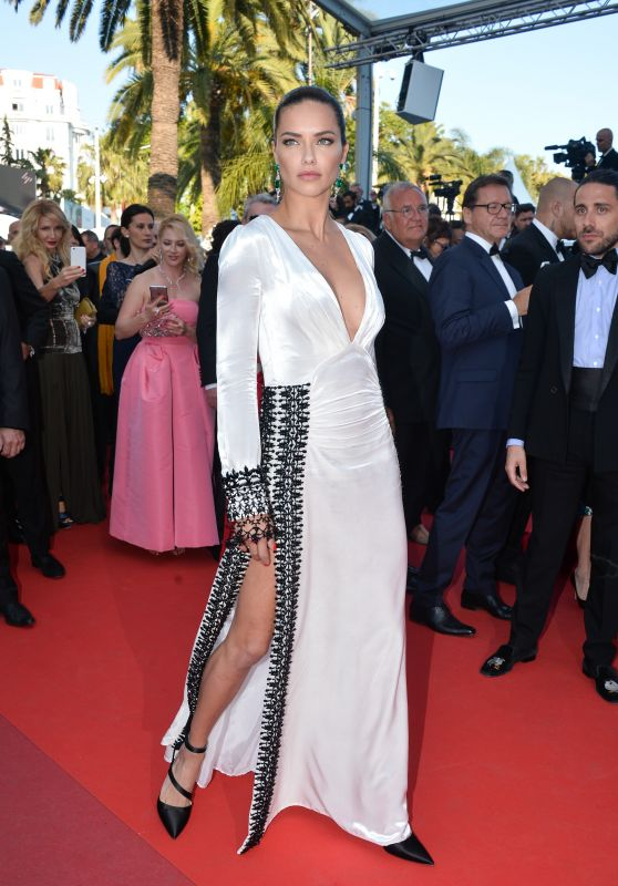 Adriana Lima – 'Julieta' Premiere at Cannes Film Festival 5/17/2016