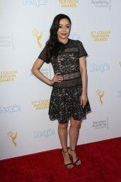 Aimee Garcia – College Television Awards in Los Angeles 5/25/2016