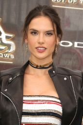 Alessandra Ambrosio – 'Teenage Mutant Ninja Turtles: Out Of The Shadows' World Premiere in NYC 5/22/2016