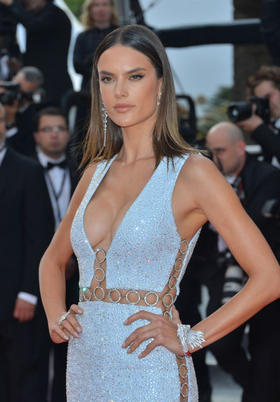 Alessandra Ambrosio – 'The Unknown Girl (La Fille Inconnue)' Premiere at 69th Cannes Film Festival 5/18/2016