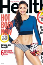 Alex Morgan - Health Magazine USA June 2016 Issue