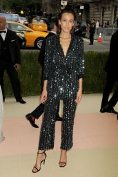 Alexa Chung – 2016 Met Gala Held at the Metropolitan Museum of Art New York