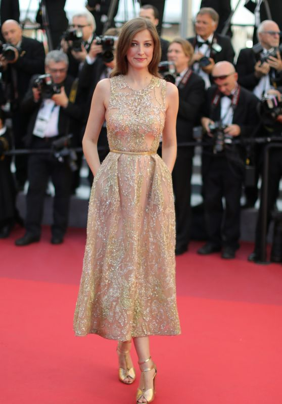 Alexandra Maria Lara – 'Elle' Premiere at 69th Cannes Film Festival 5/21/2016
