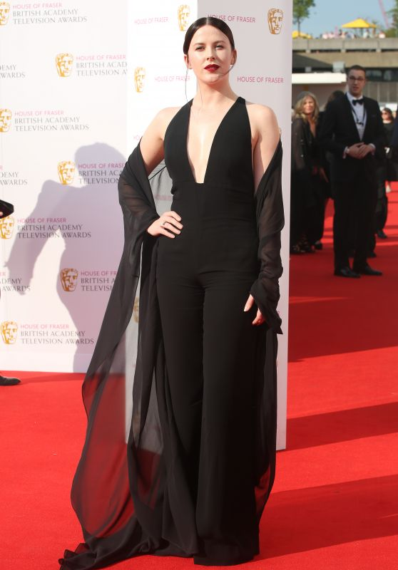 Alexandra Roach – British Academy Television Awards BAFTAS 2016 in London