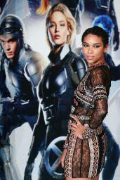 Alexandra Shipp – X-Men: Apocalypse Premiere in London, UK 5/9/2016
