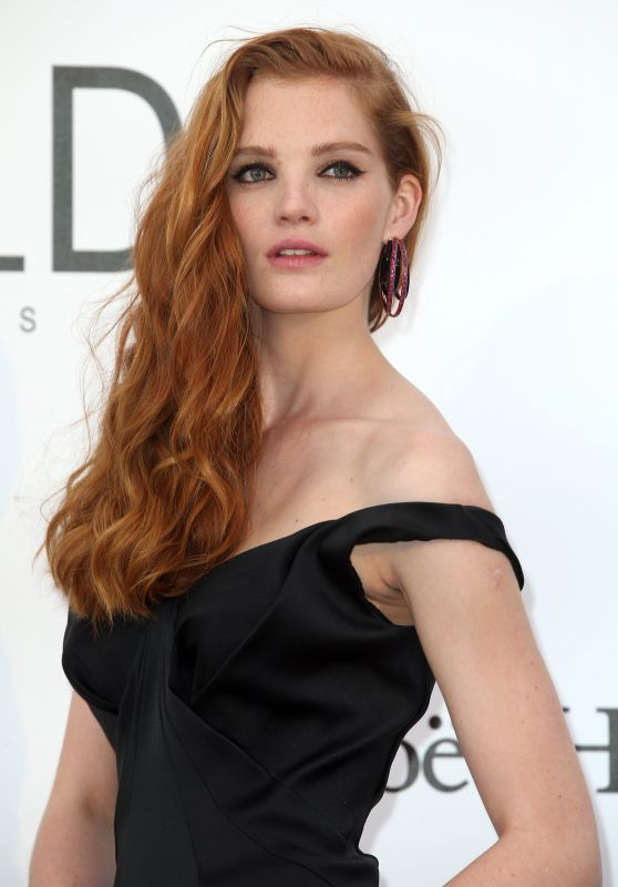 Alexina Graham – amfAR's Cinema Against AIDS Gala in Cap d'Antibes, France, 5/19/2016