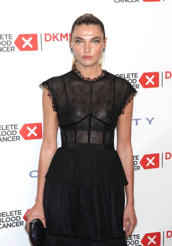 Alina Baikova – Delete Blood Cancer DKMS Gala 2016 at Cipriani Wall Street, New York