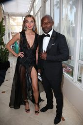 Alina Baikova - Heart Fund Party at Cannes Film Festival 5/16/2016