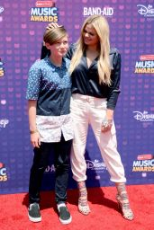 Alli Simpson – 2016 Radio Disney Music Awards at Microsoft Theater in Hollywood