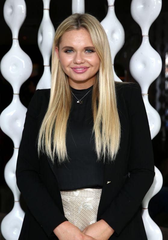 Alli Simpson - Wolk Morais Collection 3 Fashion Show in Los Angeles 5/24/2016