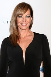Allison Janney – Gracie Awards Gala at Beverly Wilshire Hotel, Beverly Hills 5/24/2016