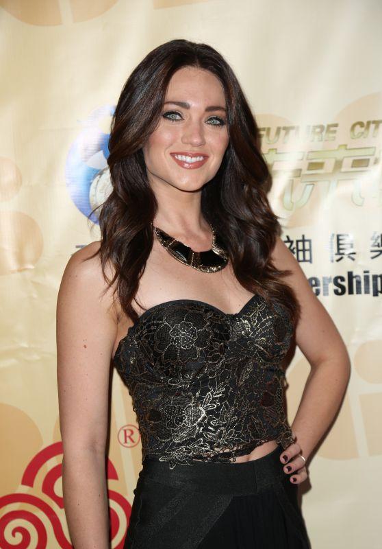 Alyssa Reeves - American International Television Festival in Beverly Hills 5/28/2016