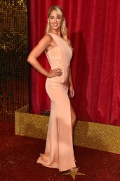 Amanda Clapham – British Soap Awards 2016 in London, UK