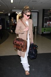Amber Heard at LAX Airport in Los Angeles 5/18/2016