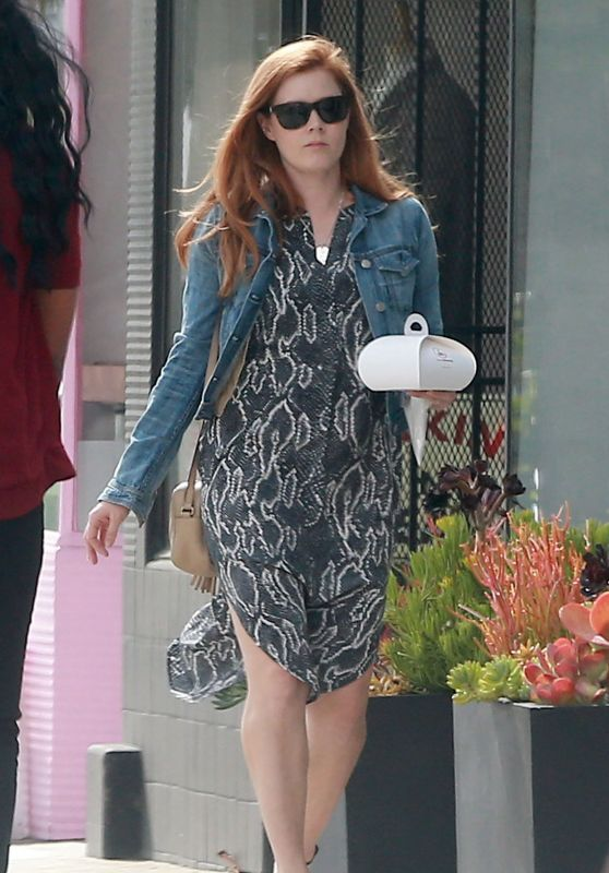 Amy Adams - Out in West Hollywood, CA 5/5/2016