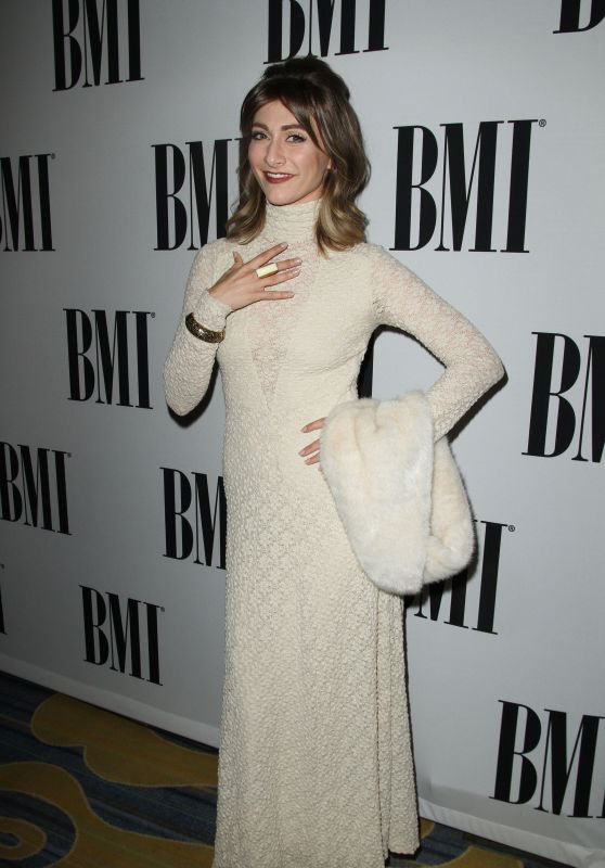 Amy Heidemann – BMI Pop Awards 2016 in Beverly Hills
