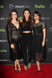 Andi Dorfman - The Paley Center For Media Presents PaleyLive: UnREAL, New York City 5/23/2016