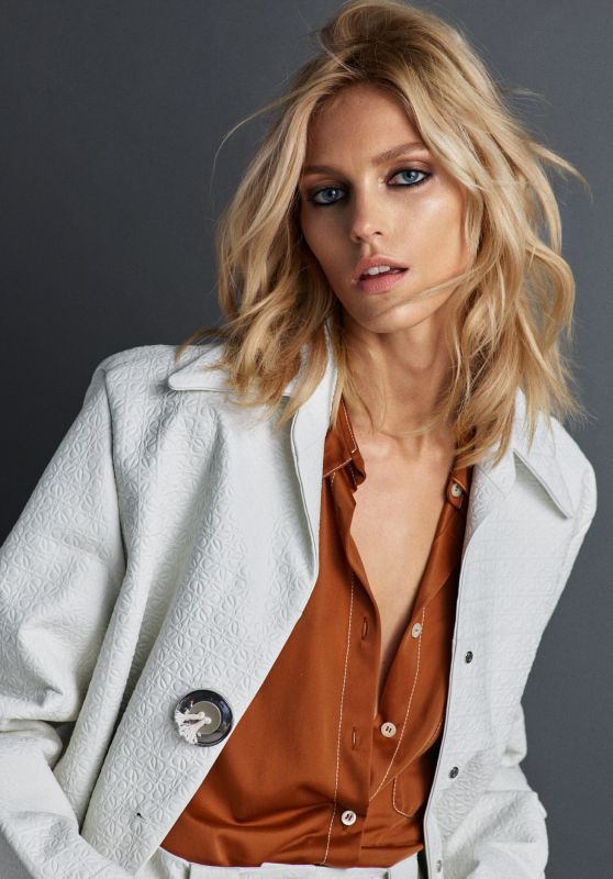 Anja Rubik - Vogue Magazine Portugal June 2016 Photos