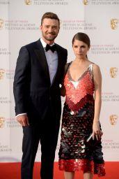 Anna Kendrick – British Academy Television Awards BAFTAS 2016 in London