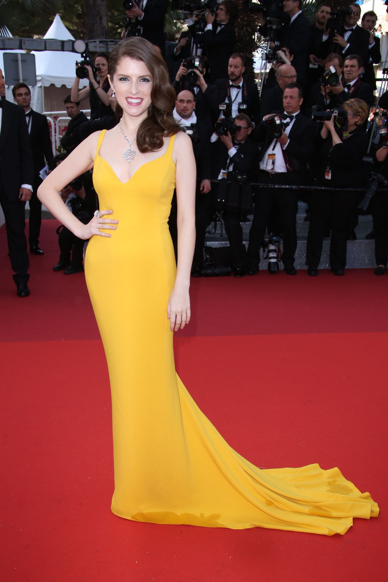 Anna Kendrick Cafe Society Opening Gala 2016 Cannes