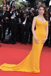 Anna Kendrick – 'Cafe Society' & Opening Gala – 2016 Cannes Film Festival