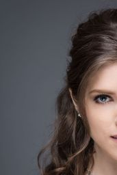 Anna Kendrick - Photoshoot for The Hollywood Reporter Cannes Film Festival Issue 2016